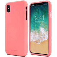 Mercury Soft Samsung A21s A217 różowy /pink