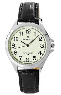 Zegarek Męski PERFECT C412-B Fluorescencja