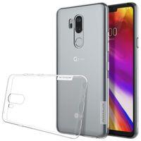 LG G7 ThinQ NILLKIN NATURE etui slim cienkie przeźroczyste