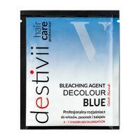 Destivii Destiny Decolour Blue Profesjonalny Rozjaśniacz Do Włosów Pasemek I Balejażu 40G