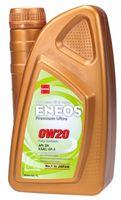 Olej silnikowy ENEOS PREMIUM ULTRA 0W20 1L