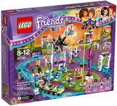 LEGO FRIENDS 41130 Kolejka Górska w Parku Rozrywki