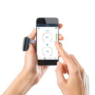 Oxylink™ MONITOR SNU PULSOKSYMETR. Bluetooth Alarm