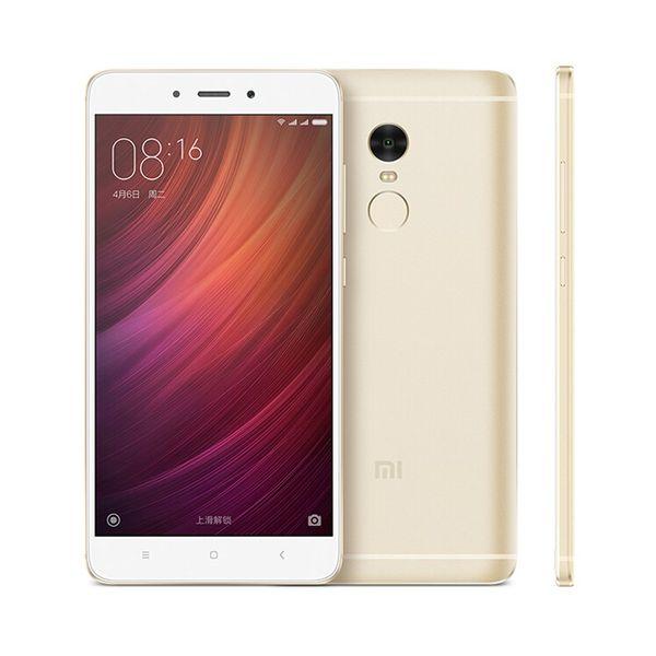 Xiaomi Redmi Note 4 Pro Snapdragon 3/32GB złoty zdjęcie 1
