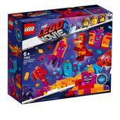 LEGO THE LEGO MOVIE 2 - Pudełko konstruktora Królowej Wisimi! 70825