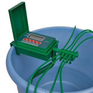 Automatyczny System Nawadniania Ze Zraszaczem I Włącznikiem Czasowym