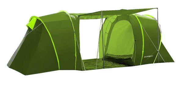 Rodzinny namiot 4-osobowy LOFOT zielony
