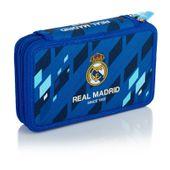 Piórnik podwójny z wyposażeniem Astra RM-135 Real Madrid