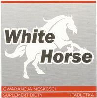 White Horse Tabletki Na Potencję I Erekcję Dla Mężczyzn