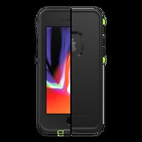 Etui wodoszczelne Lifeproof FRE Apple iPhone 7/8 (czarno-zielona)