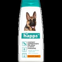 HAPPS Szampon dla psów o sierści mieszanej 200ml