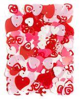 Cekiny serca ozdobne MIX 15 g Craft PREZENT