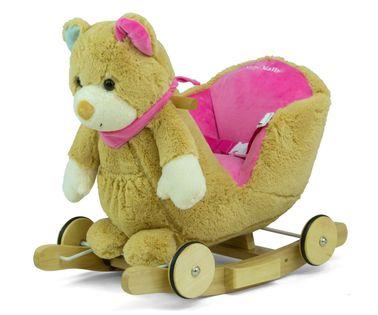 Miś na biegunach Milly Mally Polly - Pink Bear 2550