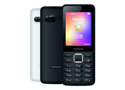 Telefon MYPHONE 6310 2.4'' DualSIM RADIO 2MP LATAR