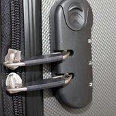 Walizki set zestaw 3 walizek RÓŻOWE zdjęcie 3