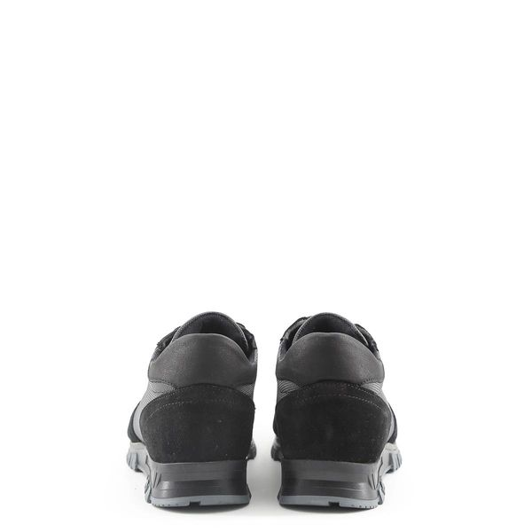 Made in Italia sportowe buty męskie czarny 45 zdjęcie 7