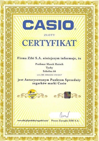 Casio Edifice EFV-100D-2AVUEF zegarek męski zdjęcie 3