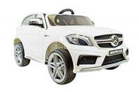 Auto samochód dla dziecka Mercedes A45 AMG z amortyzorami miękkie koła i siedzenie hamulec_SToys stoys