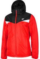 Kurtka narciarska męska 4F czerwona H4Z19 KUMN071 62S XL