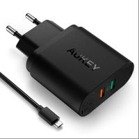 Ładowarka Aukey PA-T13 Quick Charge 3.0 - 2xUSB