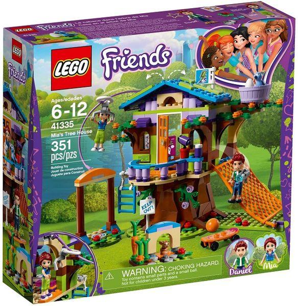 LEGO FRIENDS Domek na Drzewie Mii 41335 zdjęcie 1