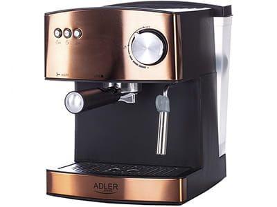 Ekspres ciśnieniowy do kawy Adler AD 4404 CR zdjęcie 1