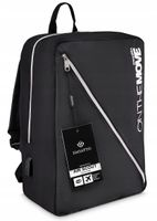 Torba podróżna plecak do samolot ZAGATTO Port USB