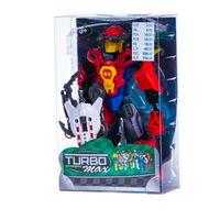 PEPCO - Zabawka robot akcja czerwony