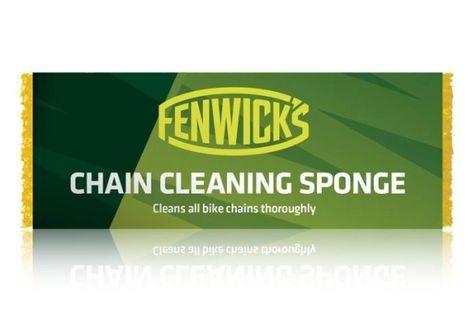 FENWICK'S GĄBKA DO CZYSZCZENIA ŁAŃCUCHA CHAIN CLEANING SPONGE