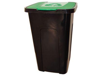 Kosz do segregacji śmieci Sortix 50L szkło