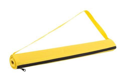 Mata plażowa COAST, żółty