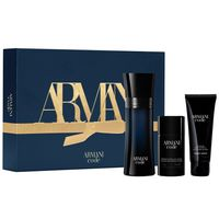 Giorgio Armani Armani Code Pour Homme Zestaw Woda Toaletowa Spray 125Ml + Dezodorant Sztyft 75G + Żel Pod Prysznic 75Ml