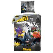 Pościel licencyjna Lego Batman 140x200 Halantex