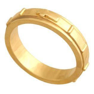 obrączka różaniec rozmiar: 21 ,złoto 585/14k