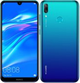 Telefon komórkowy Huawei Y7 2019 Dual SIM (SP-Y719DSLOM) Niebieski