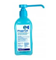 Phago'gel żel do dezynfecji rąk z pompka 500 ml