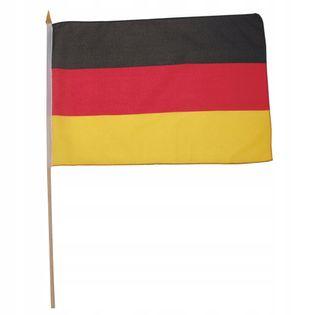 Flaga na maszt 30x45cm Niemcy