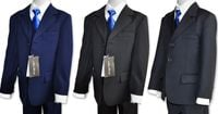 Garnitur komunijny + koszula krawat 140/146