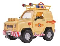 SIMBA STRAŻAK SAM Jeep ratunkowy + figurka Toma