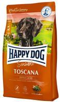 Karma dla dorosłych psów HAPPY DOG HD-4136 Supreme Toscana kaczka i łosoś 12,5 kg