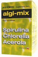 Algi-mix spirulina, chlorella, acerola od Brat_pl