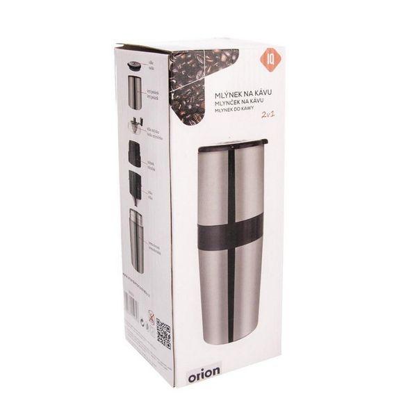 Młynek do mielenia kawy + kubek do zaparzania 2w1 zdjęcie 3