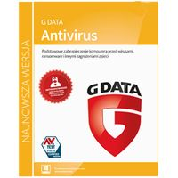 G Data AntiVirus 1PC / 3Lata