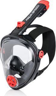 Maska nurkowa pełnotwarzowa SPECTRA 2.0 KID Rozmiar - Maski - L, Kolor - Spectra 2.0 Kid - 07 - czarny