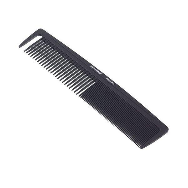 Carbon 8 Grzebień węglowy karbonowy fryzjerski mocny 210mm zdjęcie 3