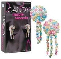 Jadalne Nasutniki Candy Nipple Tassels