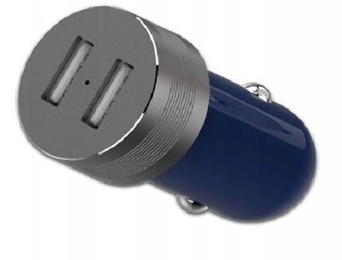 ROCK ŁADOWARKA SAMOCHODOWA USB QUICK CHARGE 2 18W zdjęcie 2