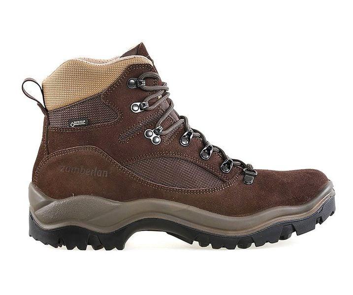 Buty trekkingowe Zamberlan Fox GT - brown/beige - r. 46.5 zdjęcie 1