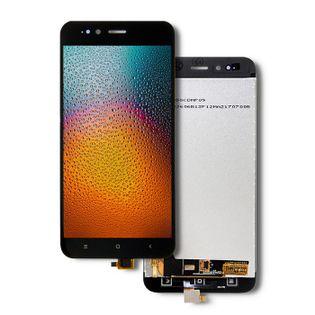 Qoltec Wyświetlacz dotykowy LCD do Xiaomi Mi A1/5X