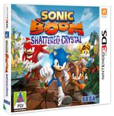 Sonic Boom Shattered Crystal 3DS Nowa